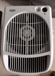 Humidifier AIRCARE SS390DWHT