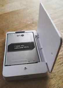 LG G4 Battery Charger + Spair Battery