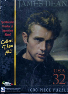 JAMES DEAN  Hollywood Legends 1000 Piece PUZZLE-BRAND NEW