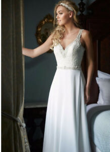 Madison James MJ157 Wedding dress