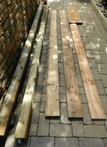 New Deck Lumber Bundle To Complete Your Projects Around The Yard