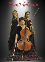 Eventi Della Vita Trio oboe,violon et cello