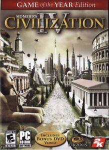 Civilization IV Game of the Year Edition