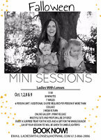 Falloween Mini Sessions - Ladies With Lenses