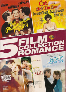 5 FILM COLLECTION DVD  - NEW, UNOPENED