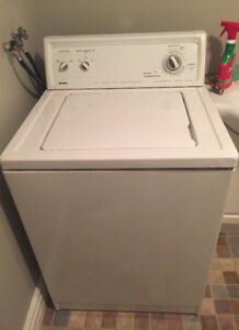 Kenmore wash machine for sale