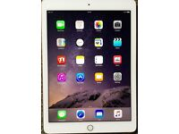 Apple iPad Air 2 gold wifi. 64gb