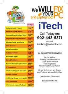 iTech Computer & Laptop Repair