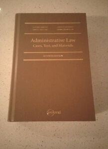 Administrative Law 7th Edition