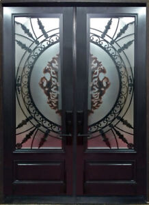 Entrance Door clearance,  solid wood $2950 & up