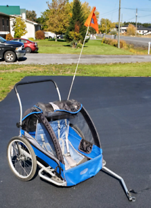 InStep Double Bike Trailer / Carrier