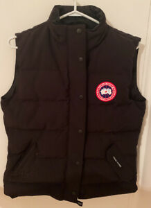 Canada Goose freestyle down puffer vest