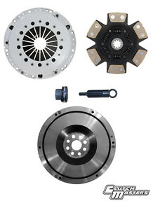 CLUTCH MASTERS FX400 CLUTCH AND FLYWHEEL COMBO: BMW E36 M3
