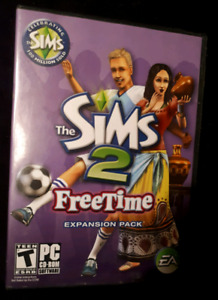 Pc games Sims etc $1 each or all for $3