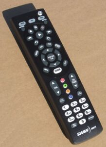Shaw (Starchoice) remote