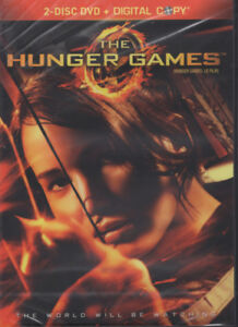 The Hunger Games 2 DVD Set and Digital Copy - Brand New!