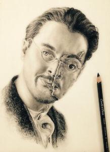 Peinture & Portrait sur commande