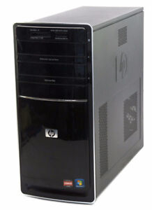 Gaming Computer AMD A10 7800 3.5-3.9GHz Core i7-4770 Performance