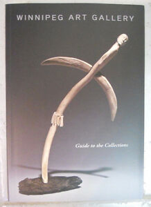 Winnipeg Art Gallery: Guide to the Collections Paperback