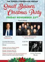 Small Business Christmas Party- Turvey Center