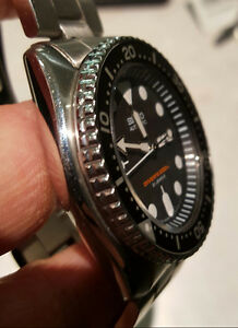 Seiko skx007 J Made in Japan Kitchener / Waterloo Kitchener Area image 6