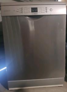 Bosh stainless steel dishwasher
