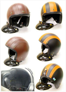 Brand New M2R (Made2Race) Motorcycle and Scooter Helmets