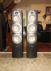 Great sounding quality 4-Driver Towers from InfinityBeta 40
