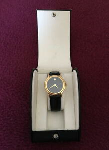 men's Movado watch. Stylish. Excellent condition. Only $250