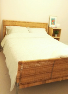 二楼单间独卫出租! 2nd floor furnished bedroom