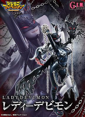 GEM Series LadyDevimon Figure G.E.M Digimon