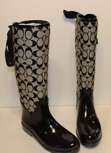 Authentiic Coach Riding Boots