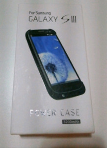 Power case Samsung s3