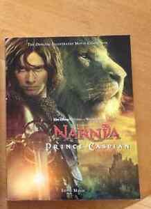 For Sale: Narnia: Prince Caspian Illustrated Movie Companion Sarnia Sarnia Area image 1