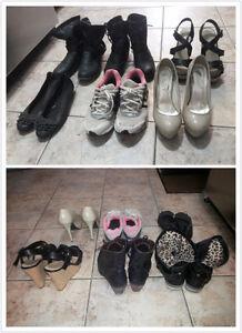 shoes high heel Kitchener / Waterloo Kitchener Area image 1