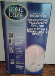 Moen Home Care high grip tub safety bar – NEW