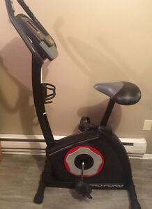 Pro-form magnetic resistance exercise bike