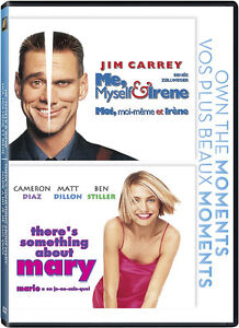 Me myself and Irene + There is something about Mary / DVD