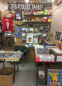 J & S Collectables now OPEN at Gibraltar Weekend Market!! London Ontario image 1