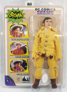 DC COMICS SHAME FIGURE BATMAN 66 ADAM WEST SERIES  FIGURE
