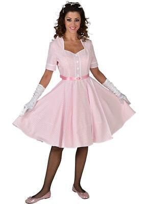 50er Jahre Kleid Kostüm Rock 'n Roll Petticoat Boogie Woogie Rockabilly Polka (50er Jahre Kostüme)
