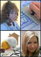 ENGINEERING SERVICES- design, stamp drawings, building permits