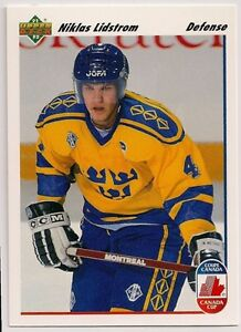 1991/92 Upper Deck Hockey (Low Series) #1-500