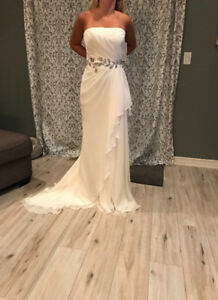Wedding or formal dress for sale - never worn