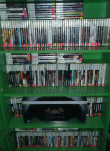 754 xbox 360 games and systems ..........for sale or trade