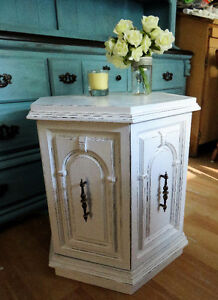 Fabulous Shabby Chic & Sweet End Table or Night Stand