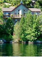 COTTAGE -MT. TREMBLANT AREA- LAKEFRONT