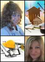 ENGINEERING SERVICES- site plans, building permits, stamp
