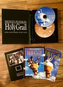 Collector's Edition of Monty Python and the Holy Grail