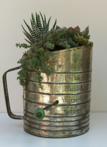 5 CUP SIFTER (Rustic-Charm Mississauga)